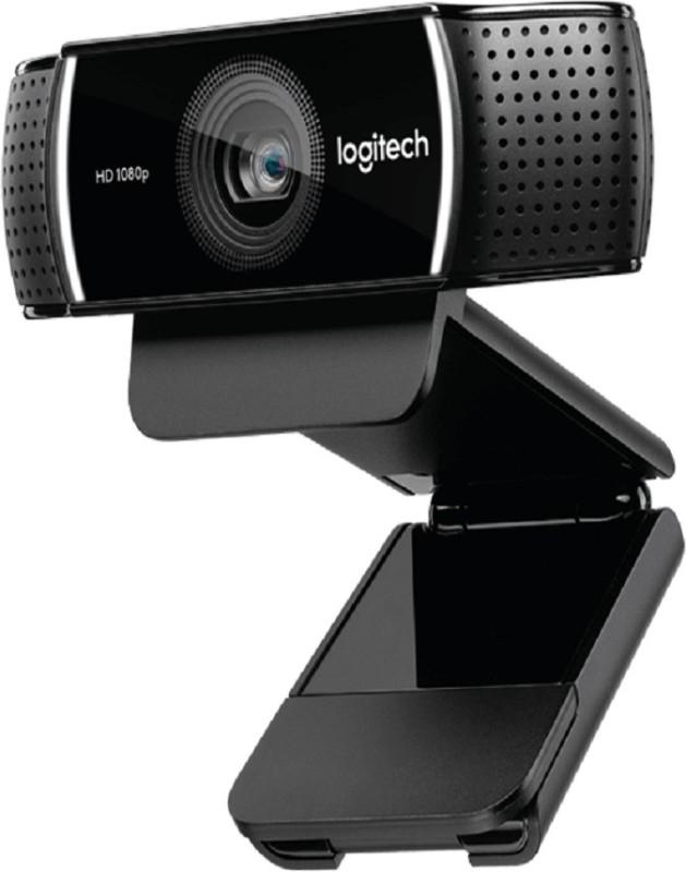 Logitech C922 Pro Stream Webcam  Webcam(Black) image