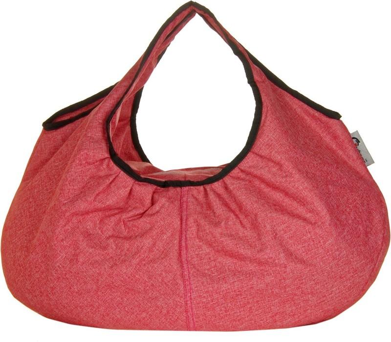 JG Shoppe Women Red Hobo
