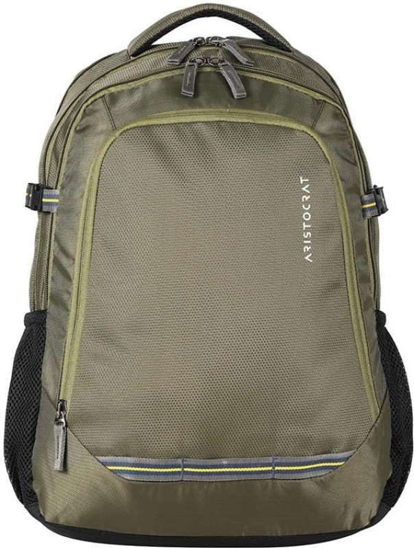 Aristocrat Gusto 30 L Backpack(Green)