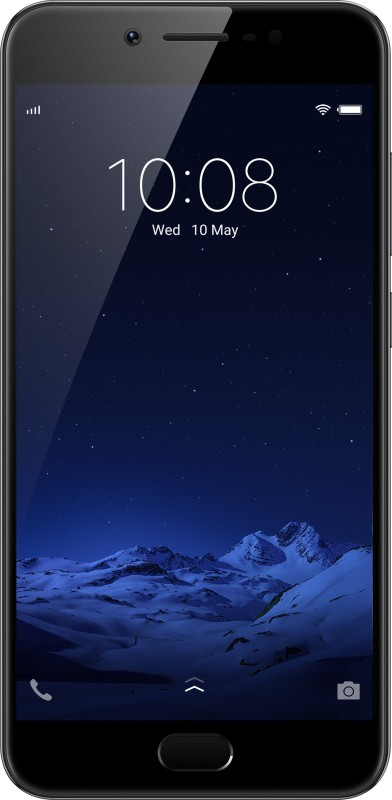 Vivo V5s (Matte Black 64 GB)(4 GB RAM)