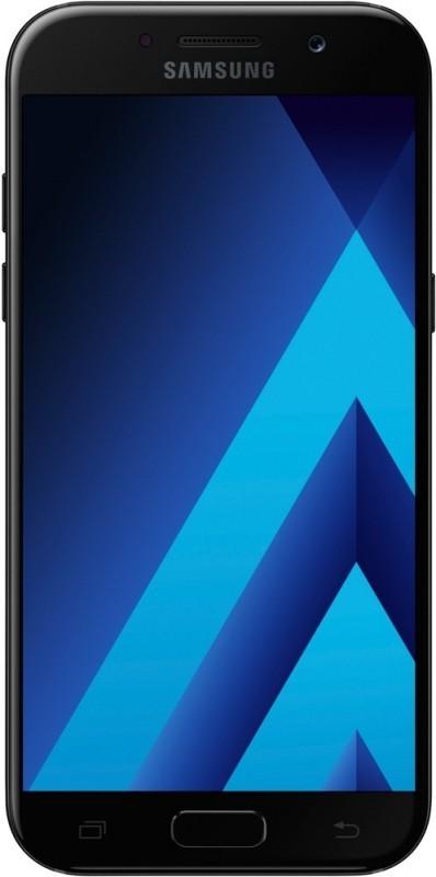SAMSUNG Galaxy A5-2017 (Black 32 GB)(3 GB RAM)
