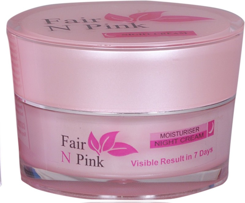 Fair N Pink Whitening Night Cream (Made In Philippines)(0.3 g)