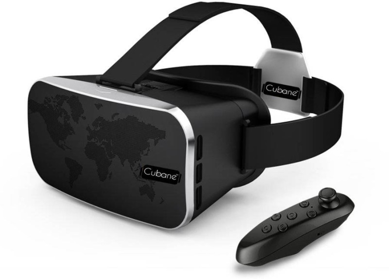 CUBANE ELITE X1 VR HEADSET Video Glasses(Black)