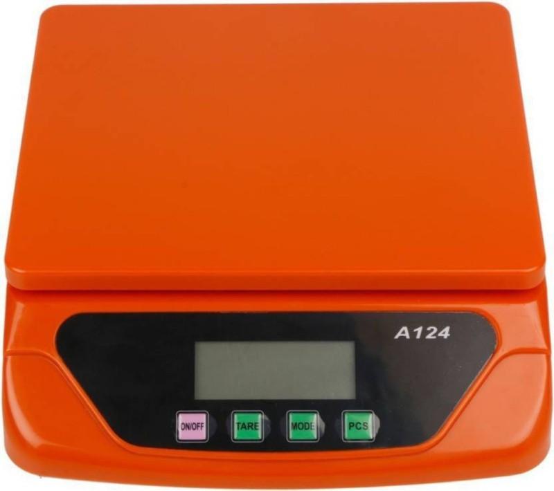 AIW 30kg Big Display Weighing Scale(Red, Black)