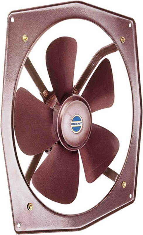 Orient SPRING AIR 300 MM 3 Blade Exhaust Fan(PEPPY RED)