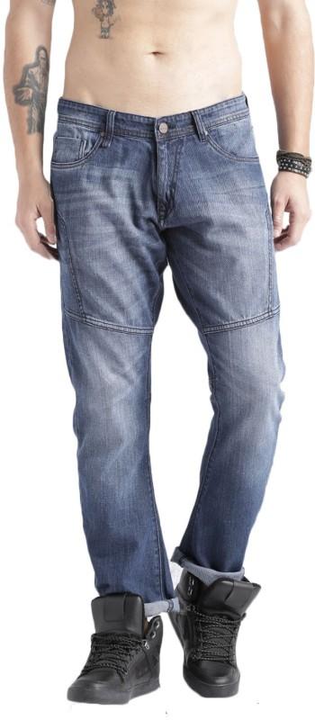 Roadster Skinny Mens Blue Jeans