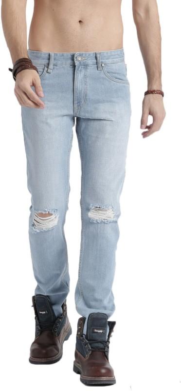 Roadster Slim Mens Blue Jeans