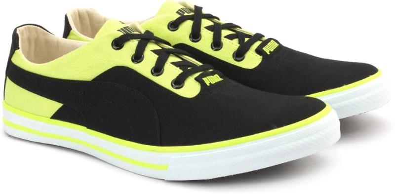 Puma Slyde DP Sneakers For Men(Black