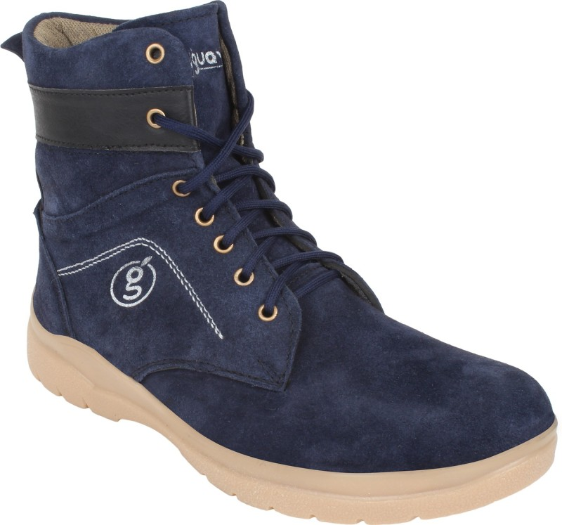 Guava Boots For Men(Blue)