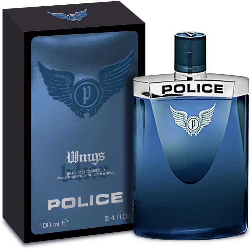 Police Blue Wings Eau de Toilette - 100 ml(For Men)