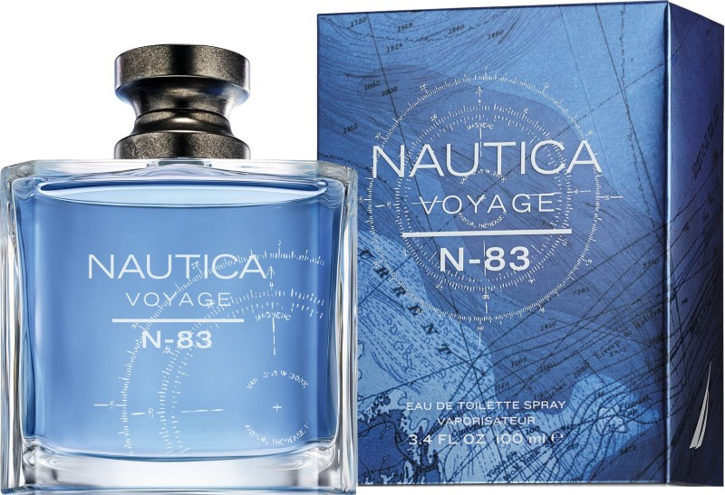 Nautica Voyage N 83 Eau de Toilette - 100 ml(For Men)