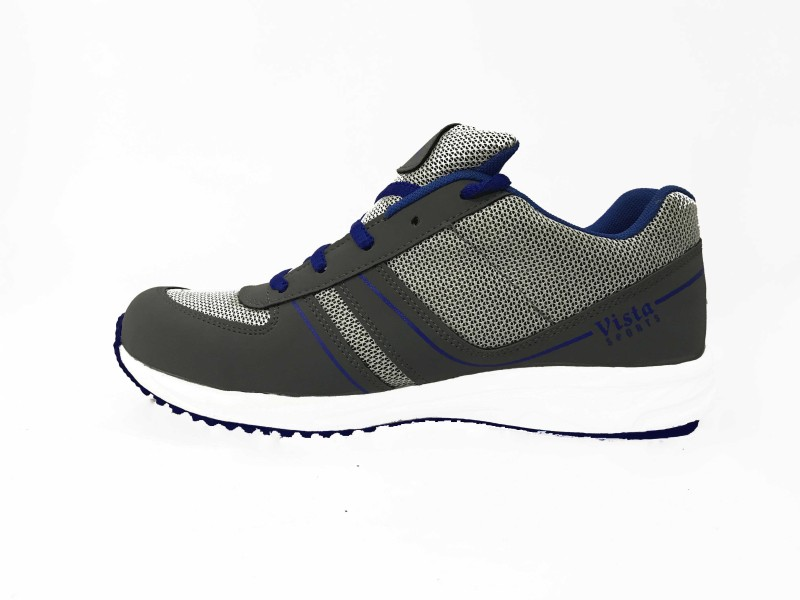 Vista Hap-867 Cycling Shoes, Hiking & Trekking Shoes, Running Shoes, Walking Shoes, Training & Gym Shoes(Grey, Blue)