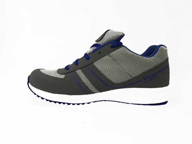 Vista Hap-867 Cycling Shoes, Hiking & Trekking Shoes, Running Shoes, Walking Shoes, Training & Gym Shoes(Grey, Blue)