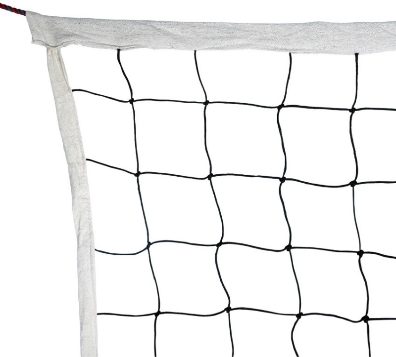 Kay Kay VB- 101 Volleyball Net(Black, White)