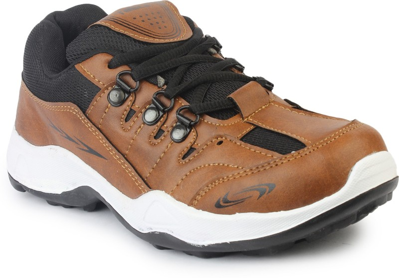 Columbus Running Shoes For Men(Tan)