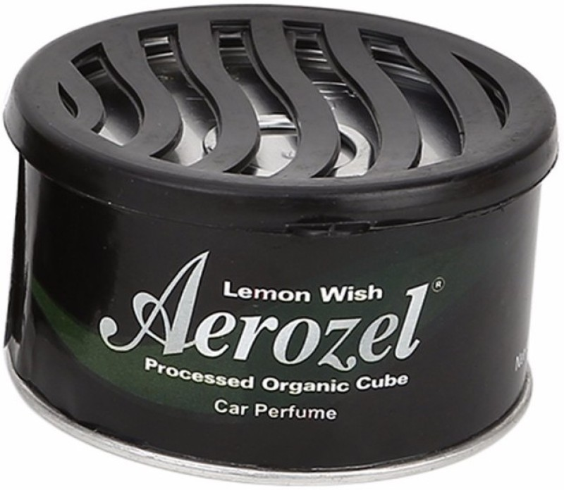Aerozel Lemon Car Perfume Bar(90 g)