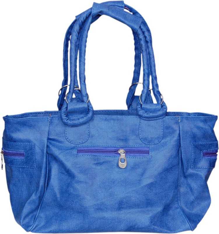 3NG Women Blue Hand-held Bag