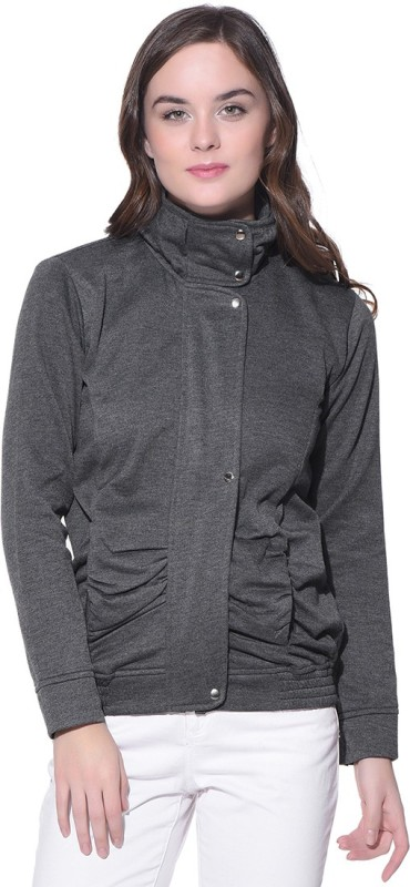 purys-full-sleeve-solid-womens-fleece-jacket