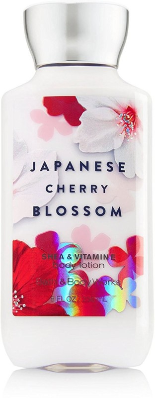 Bath & Body Works Japanese Cherry Blossom body lotion(235 ml)