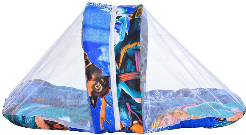 Feathers Nylon Infants FROZEN Mosquito Net(Multicolor) FROZEN