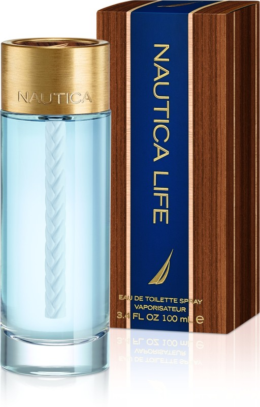 Nautica Life Eau de Toilette - 100 ml(For Men)
