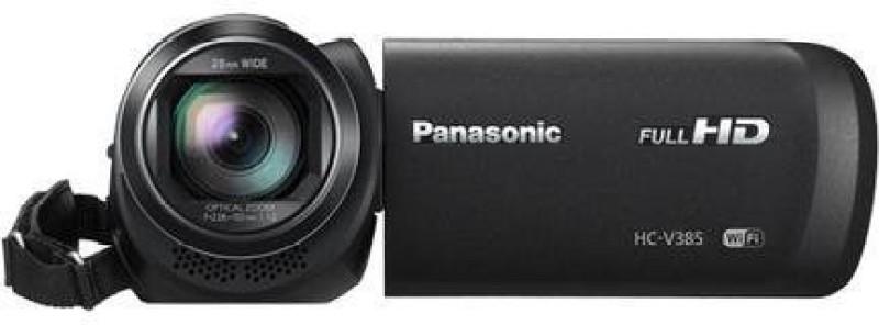 PANASONIC V385 V385 Camcorder(Black) image