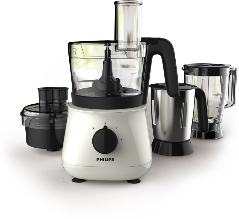 Philips hl 1660 700 W Food Processor(White)