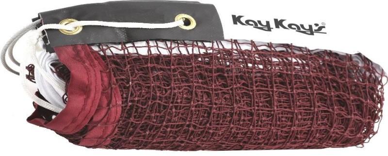 Kay Kay SN - 103V Badminton Net(Maroon)