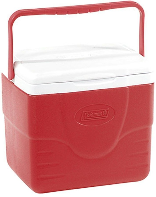 Coleman 9 QT Cooler ICE COOLER(Red, 8.5 L)