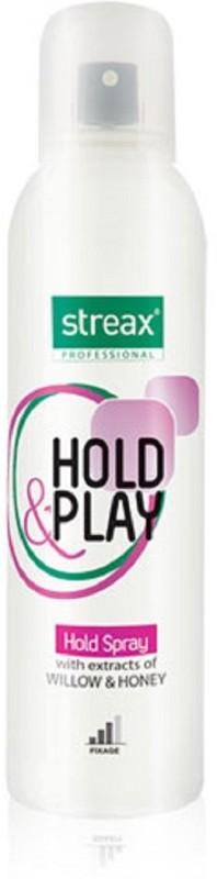 Streax Hold & Play Hold Spray Hair Styler