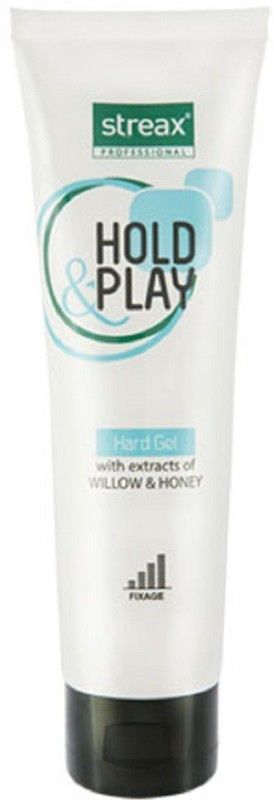 Streax Hold & Play Hard Gel Hair Styler