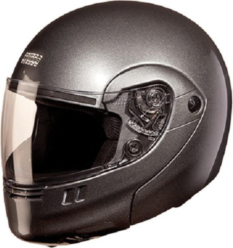 Studds Ninja 3G Eco Motorsports Helmet(Gun Grey)