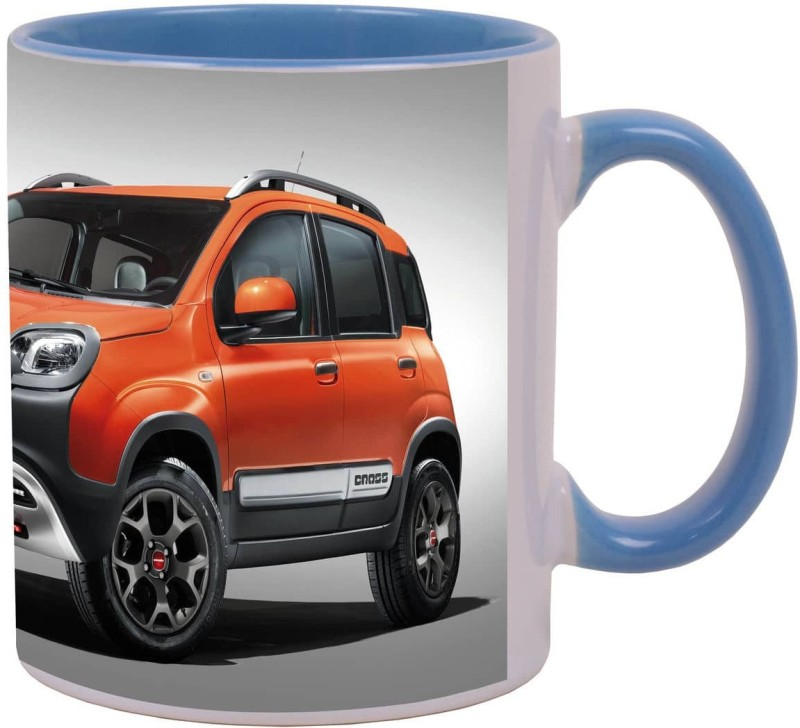 Arkist 2014 fiat panda cross Ceramic Mug(340 ml)