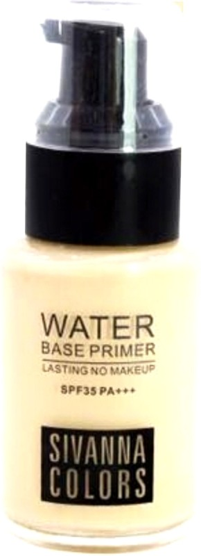 sivanna Water Base  Primer  - 20 ml(01)