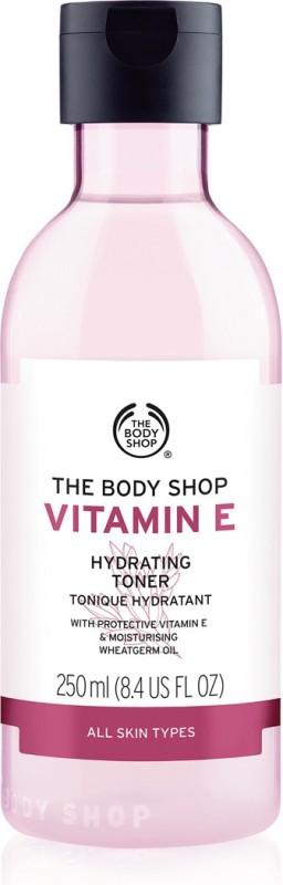 The Body Shop Vitamine E Hydrating Toner(250 ml)