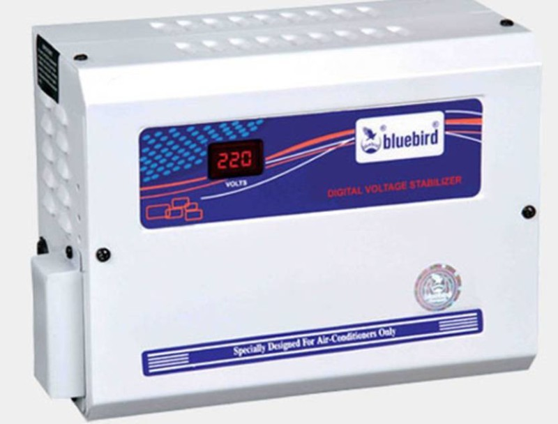 Blue Bird 4KVA 150-280 Copper Wounded Voltage Stabilizer(Multicolour)