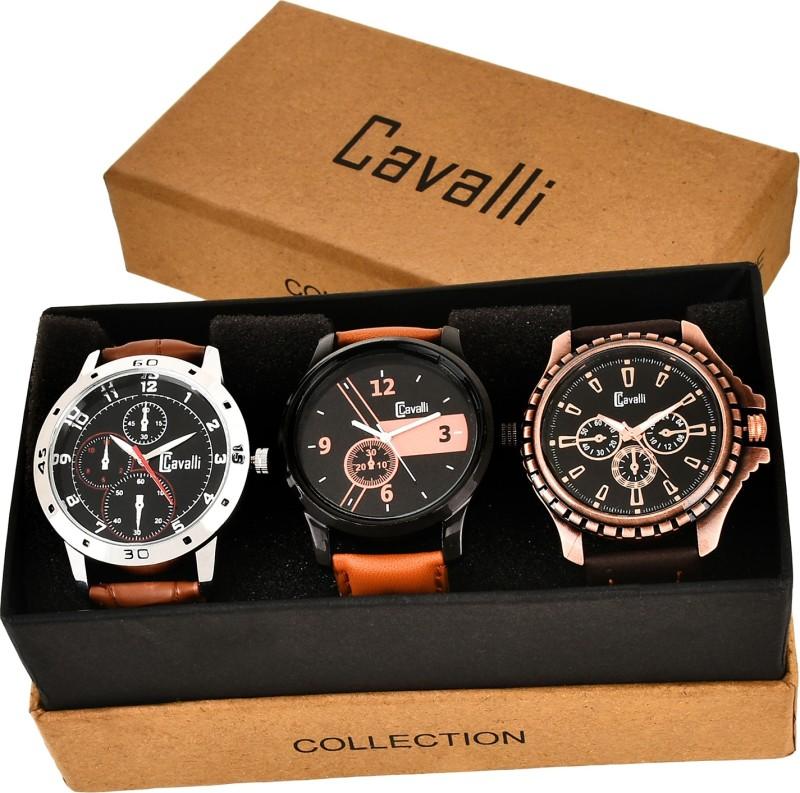 Cavalli CW 285 Triple combo Men's Watch image