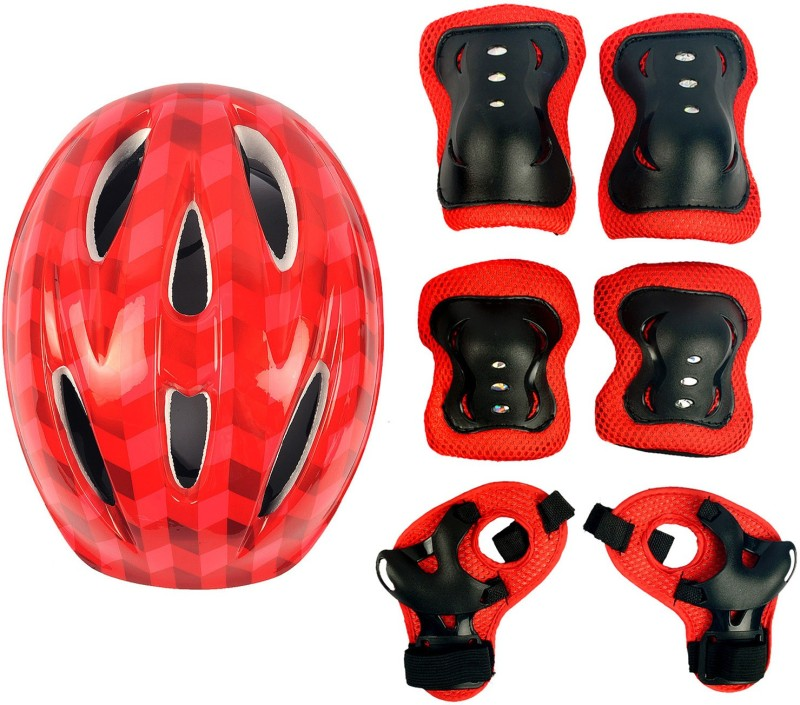 COCKATOO skating/cycling safe protective set size Small (Kids/junior) Cycling Kit