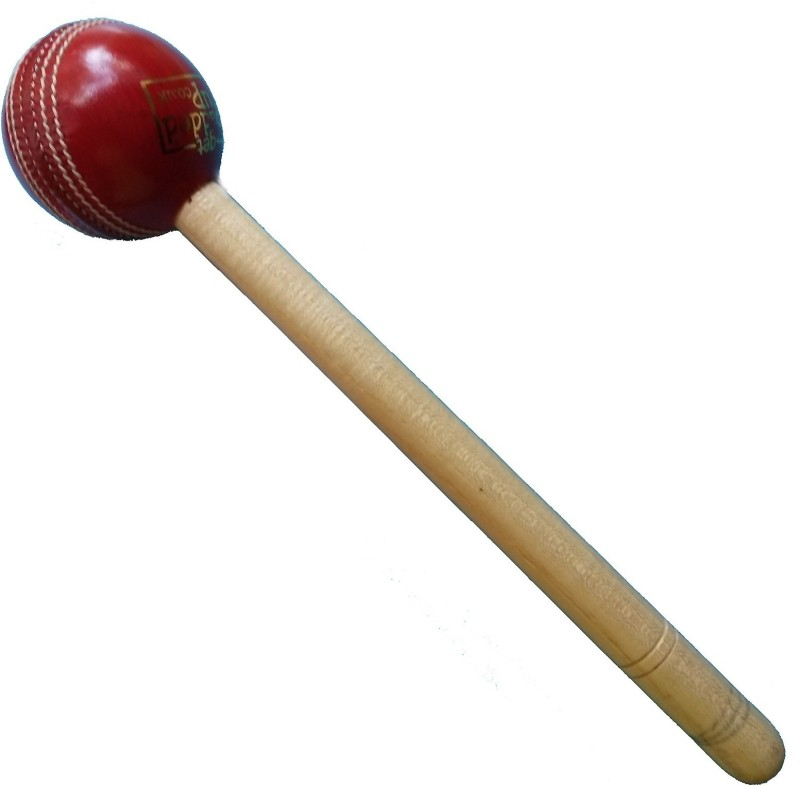 Sterling Good Quality Cricket Bat Mallet Knocking Bat Stroke Ball Mallet Wooden Bat Mallet