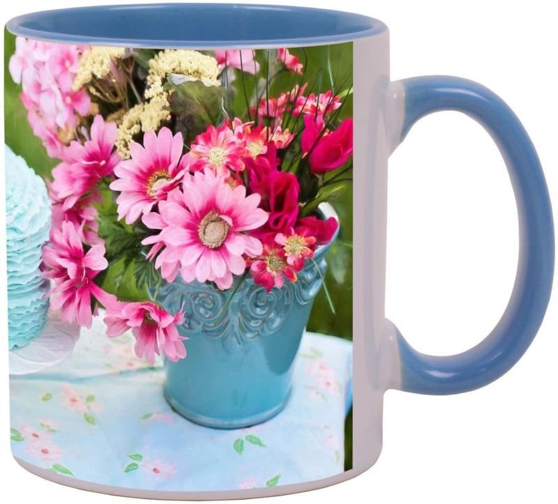 Arkist birthday cake 2 Ceramic Mug(340 ml)