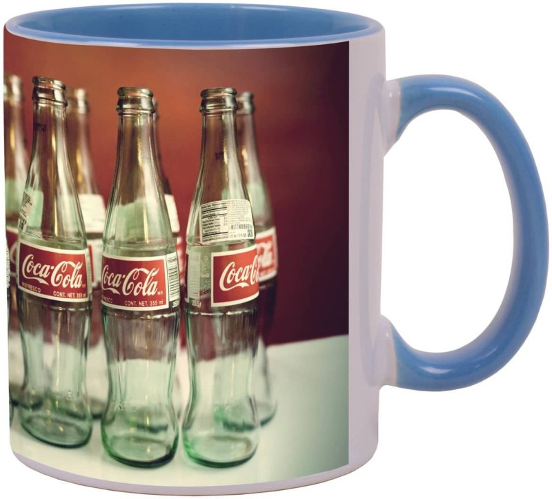 Arkist coca cola bottles Ceramic Mug(340 ml)