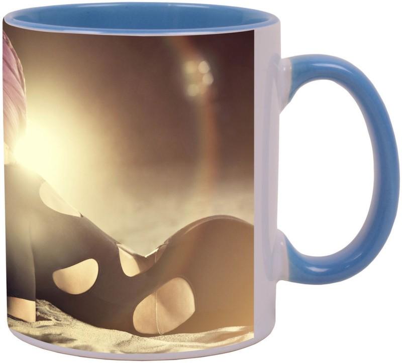 Arkist beyonce singer Ceramic Mug(340 ml)