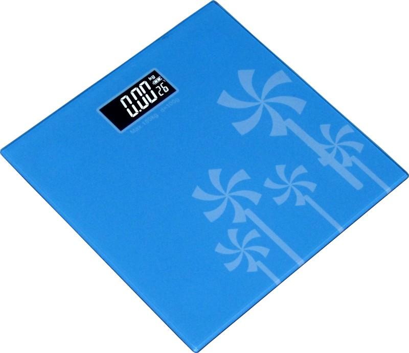 Weightrolux Weight machine Weighing Scale(Blue)