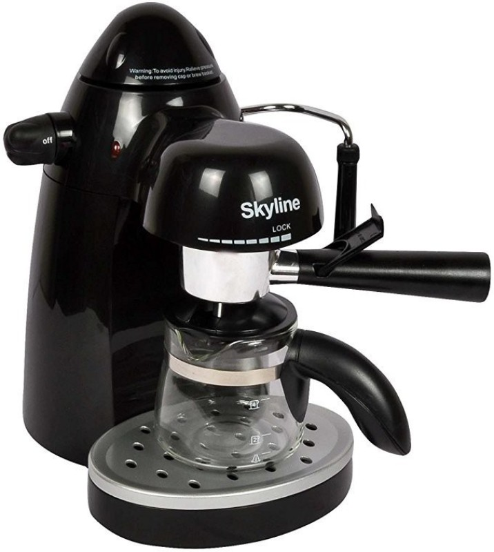 Skyline 971156 6 Cups Coffee Maker(Multicolor)