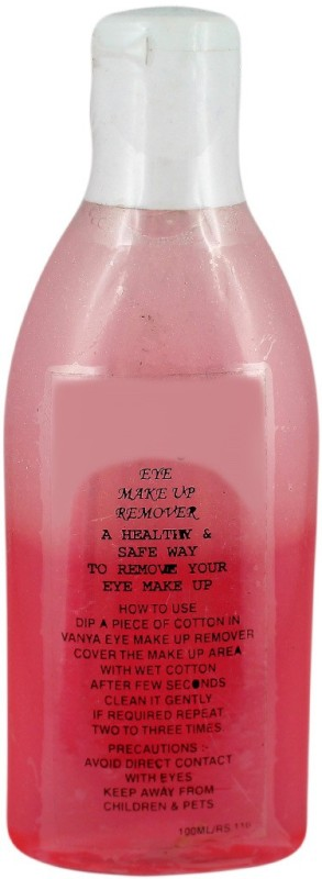 Ear Lobe & Accessories Eye Make-Up Remover Makeup Remover(100 ml)
