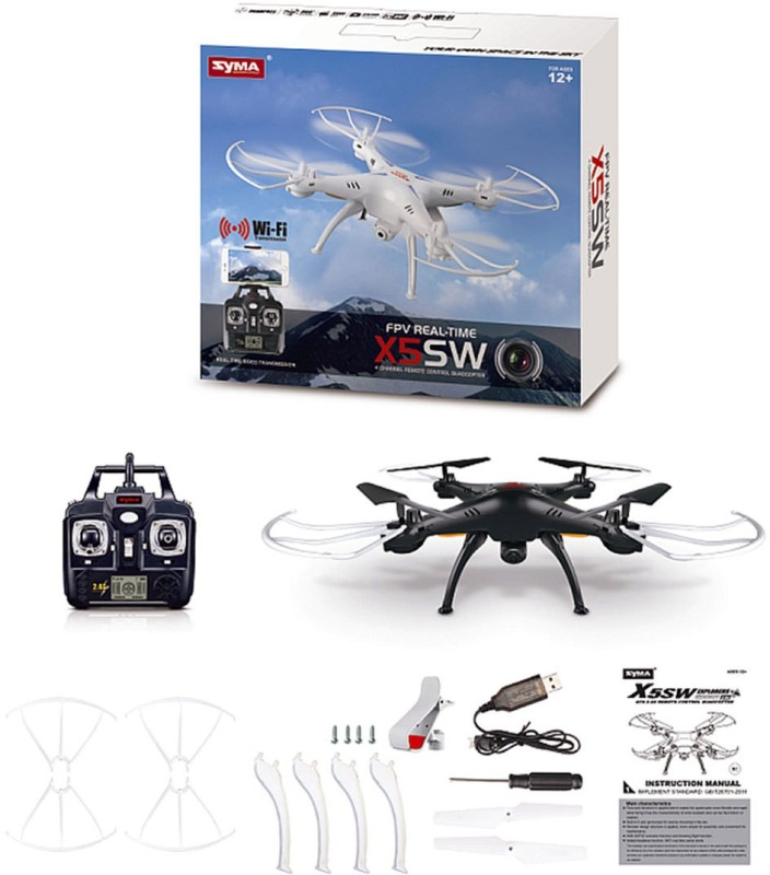 SYMA X5SW Explorers 2(Black)