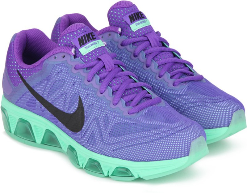 Nike WMNS AIR MAX TAILWIND 7 Running ShoesPurple