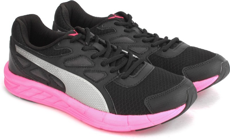 Puma Driver Wn s IDP Running Shoes For Women(Black)