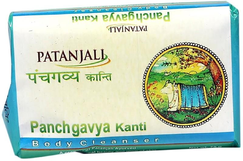 Patanjali Panchgavya Soap(75 g, Pack of 4)