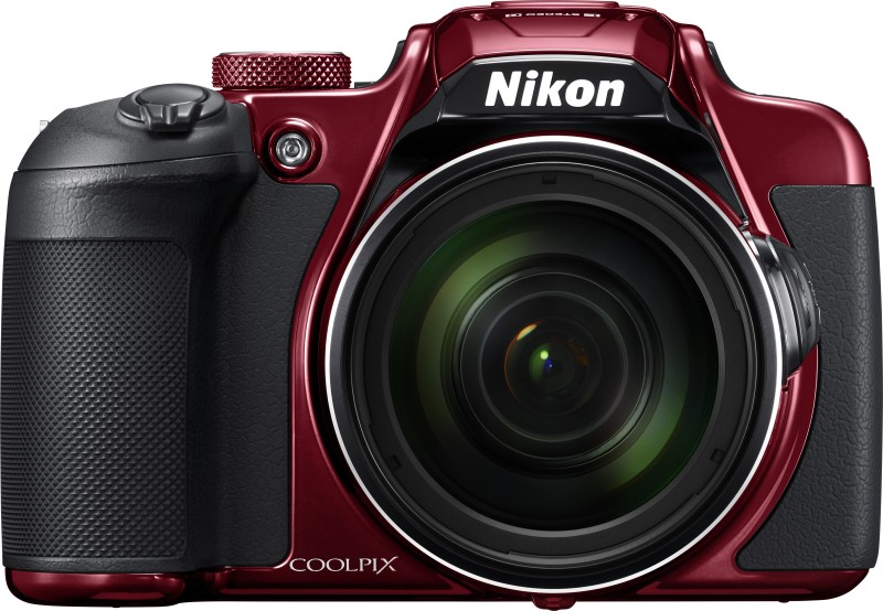 Nikon B700 Point and Shoot Camera(Red 20 MP)